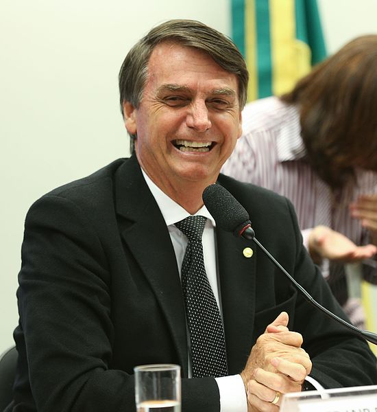 Jair Bolsonaro Hate Speech