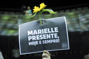 Marielle Presente Marielle Franco