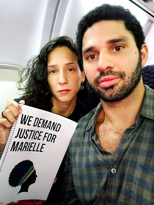 'We Demand Justice for Marielle': petition with 20,000 signatures presented to Inter-American Commission on Human Rights
