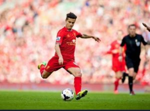 Philipe Coutinho Brazil World Cup
