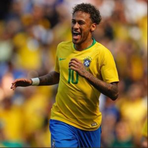 Neymar Jr Brazil World Cup