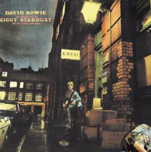 Ziggy Stardust David Bowie Brazil