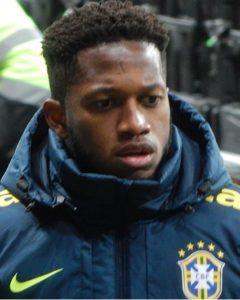 Frederico de Paula Santos Brazil World Cup