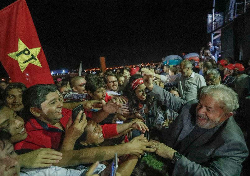 Lula da Silva Profile Brazil