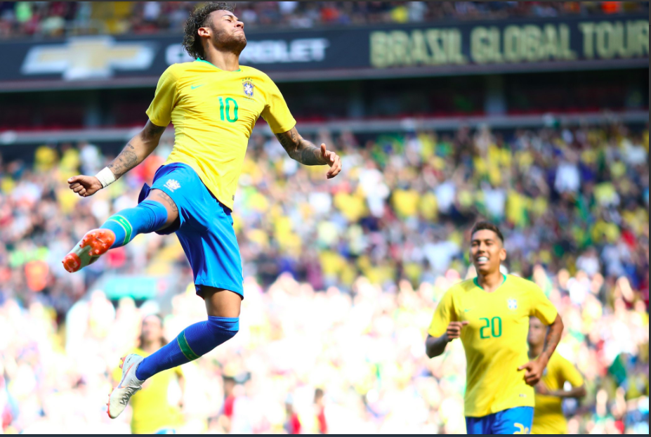 Brazil Croatia 2018 World Cup Friendly Neymar