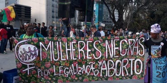 Legalisation abortion Brazil