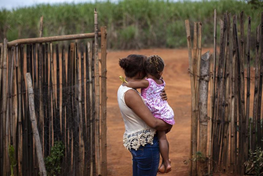 Pesticide poisoning Brazil Human rights