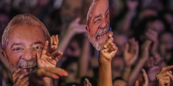 Lula da Silva Imprisonment Brazil Elections
