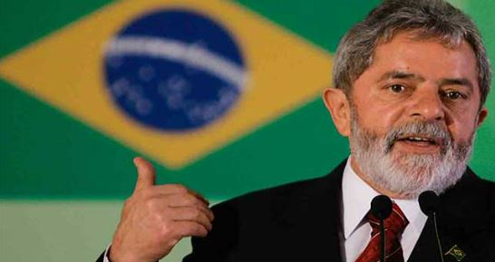 Lula da Silva Brazil Imprisonment Corruption