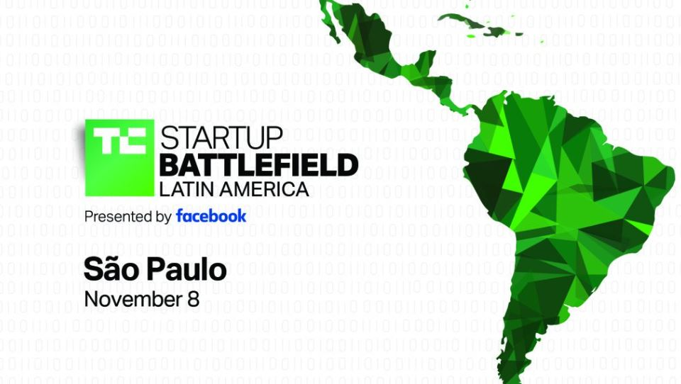 Tech Crunch startup battlefield Latin America