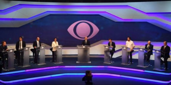 Presidential debate Brazil Elections 2018