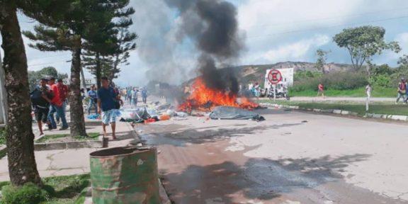 Venezuela Brazil Pacaraima Migration Crisis