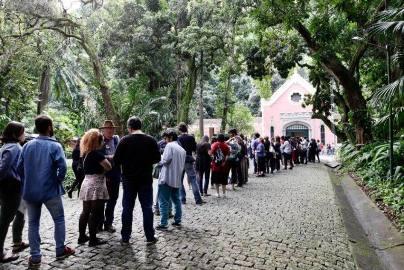 Queermuseu Rio LGBTI Brazil