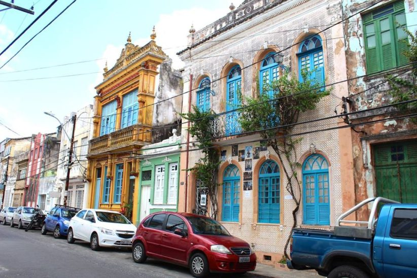 Brazil Unesco World Heritage Sites Repair