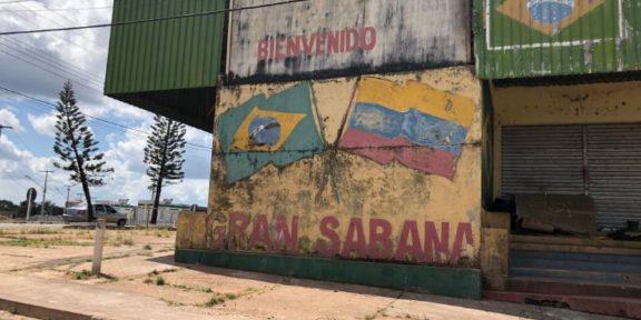 Venezuelan Migrants Brazil