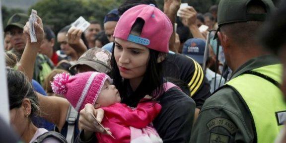 Brazil Venezuela Migration Crisis