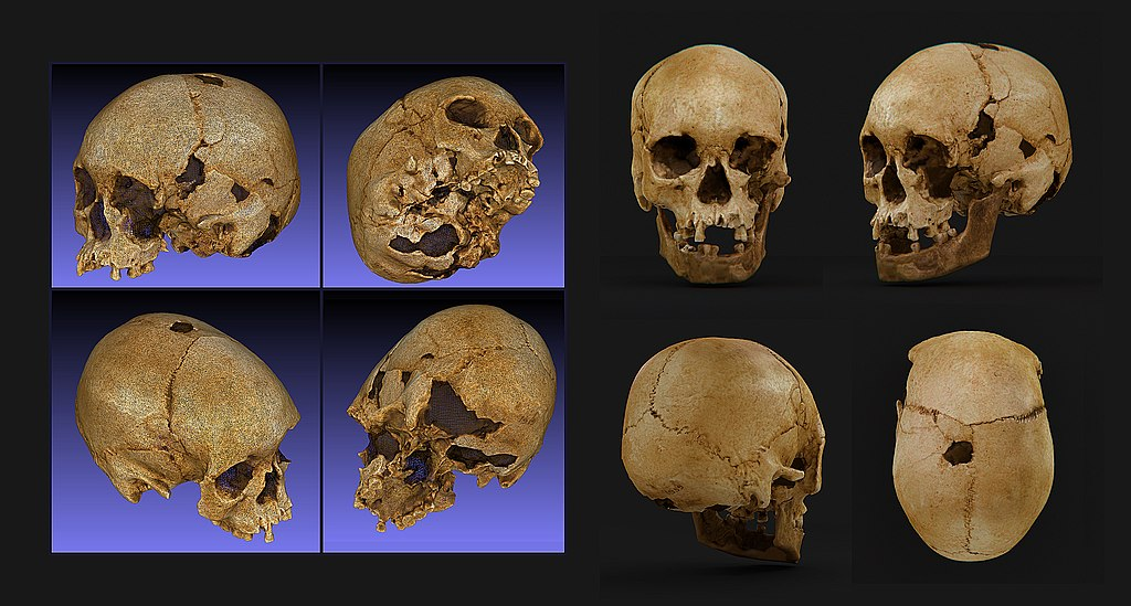 "South America's oldest human remains ""Luzia"" destroyed in Brazil museum blaze"