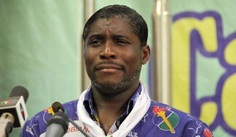 Teodorin Nguema Obiang Brazil