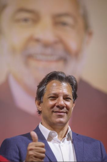 Haddad Popularity Grows Brazil Elections