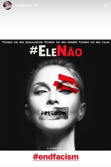 Ele Nao Bolsonaro Women Brazil