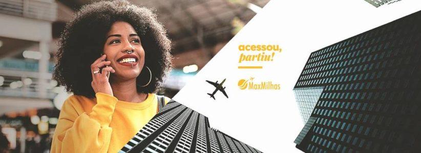MaxMilhas Air Travel Startup Brazil