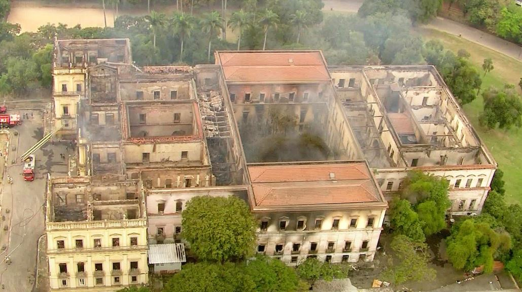 Over a week on, who is being blamed for Brazil's National Museum fire?