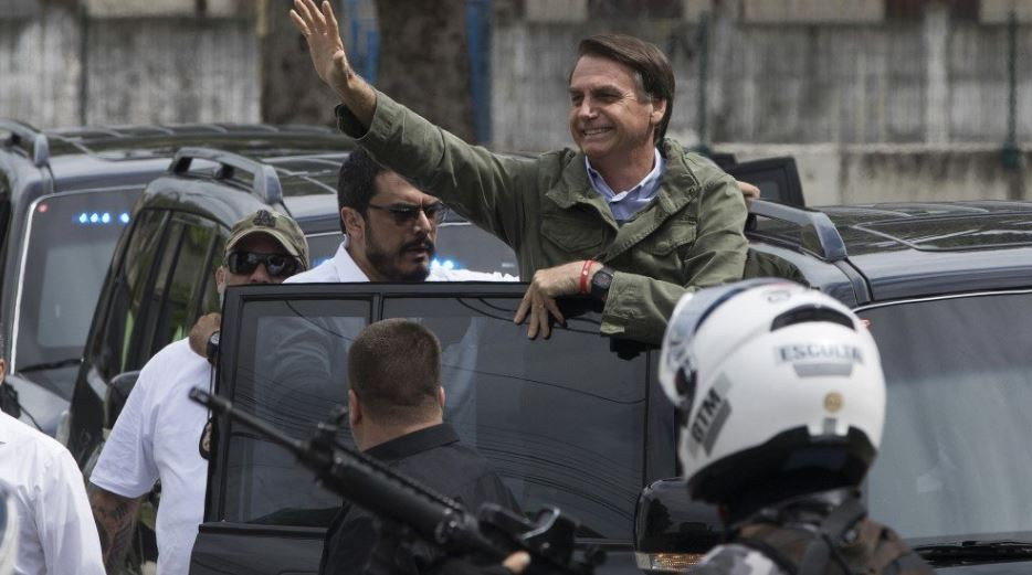 Bolsonaro speaks about potential cabinet members in first interview as president-elect