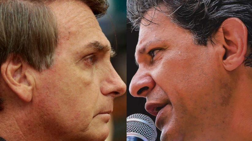 Brazil Elections 2018 Bolsonaro Haddad