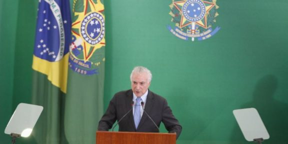 Temer Brazil Corruption