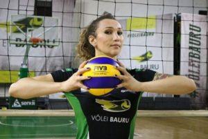 Tiffany Abreu Brazil Transgender Candidate Volleyball