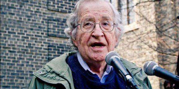 Noam Chomsky Lula Brazil