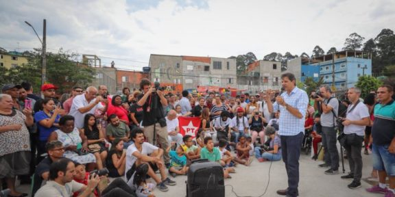 Fernando Haddad PT Brazil Elections