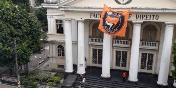 UFF anti-fascist bolsonaro brazil