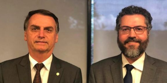 Bolsonaro Araujo Foreign Affairs Environment