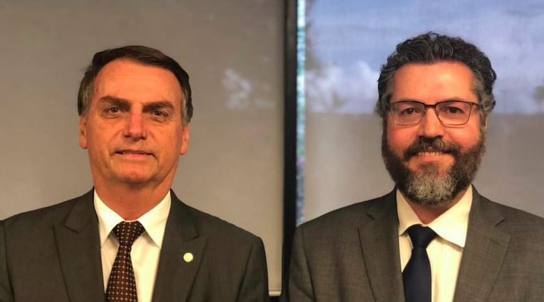 "Brazil's new minister of foreign affairs believes climate change is a ""dogma"""