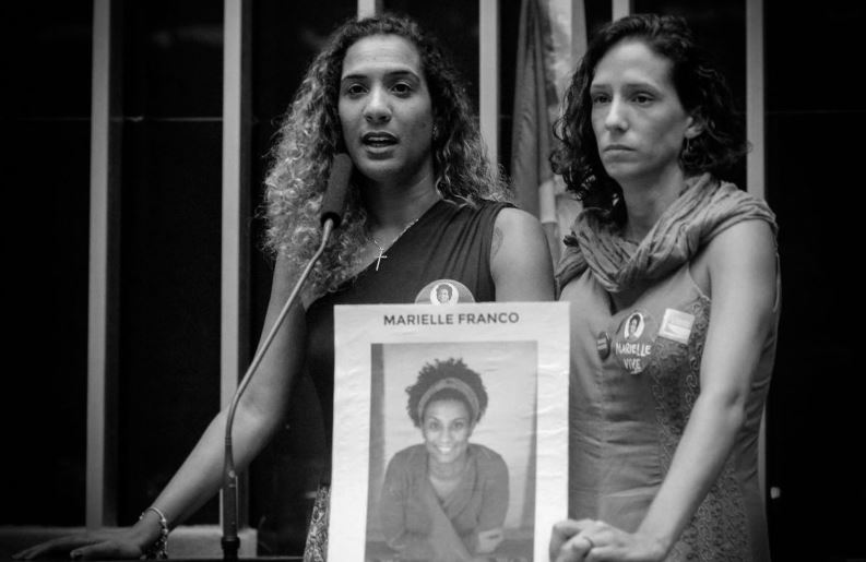 Marielle Franco's sister speaks out against Bolsonaro's stance on minorities