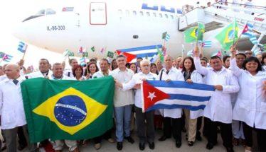 Mais medicos Brazil Cuba Bolsonaro