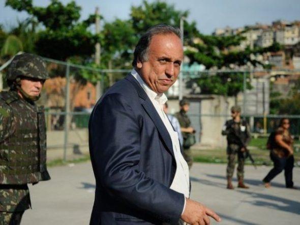 Car Wash Rio State Governor Arrest