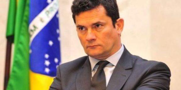 Sergio Moro Bolsonaro Minister of Justice