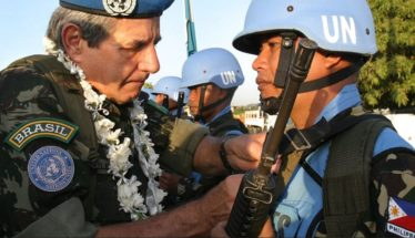 Brazil Institutional Security Heleno