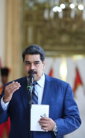 Venezuela Brazil Bolsonaro Maduro Lima Group