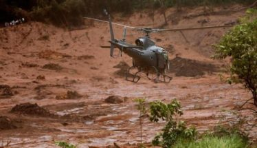 Brumadinho Dam Collapse Mine Mudslide