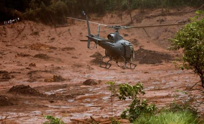 Arrests made in connection with Brumadinho dam collapse