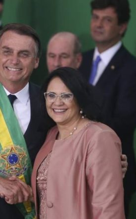 Damares Alves Minority Groups LGBT Bolsonaro