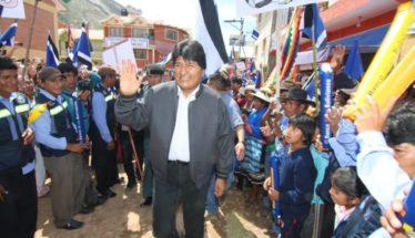 Evo Morales Bolivia Bolsonaro Indigenous