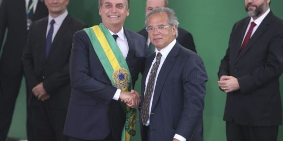 Paulo Guedes Brazil Economy Bolsonaro