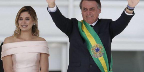 Bolsonaro Inauguration President Brazil