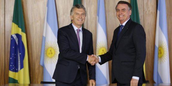 Macri Bolsonaro Mercosur Trade