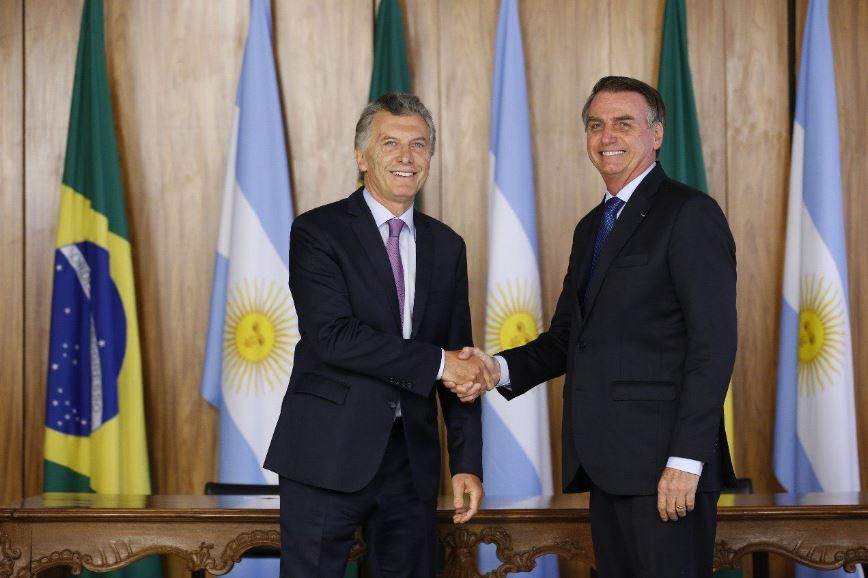 When Bolsonaro met Macri: what happened at their first meeting