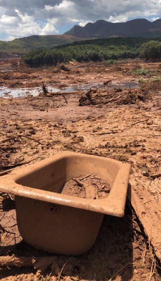 Brumadinho Mine Collapse